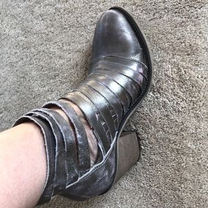 Free People Shoes - Free People booties size 38